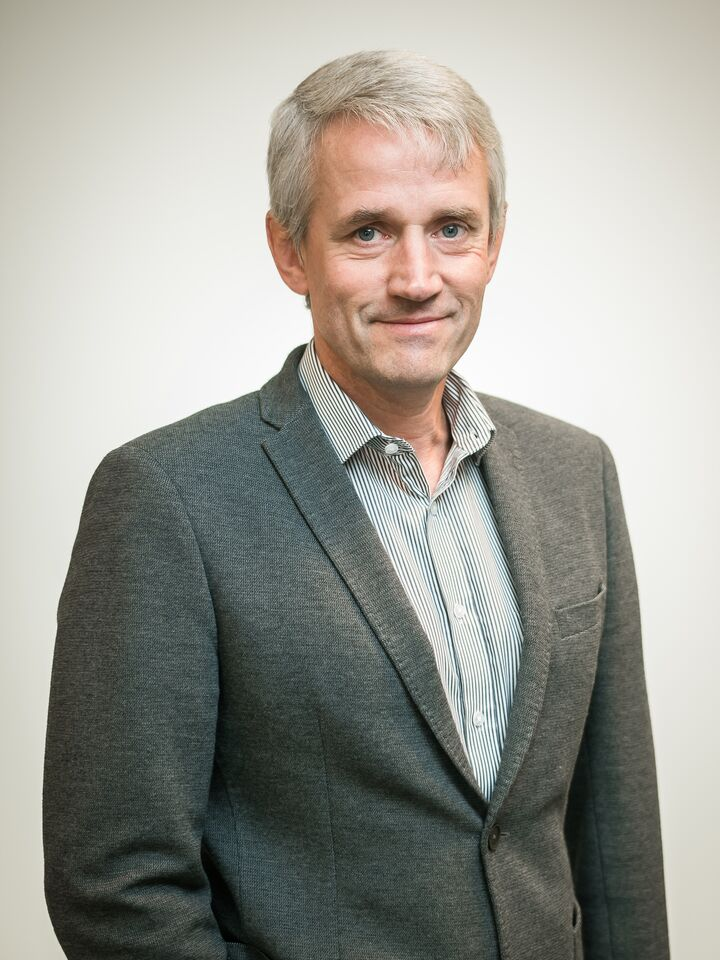 Einar Pilvet, Manager of Technical Sector