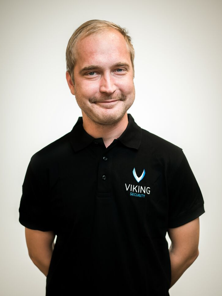 Fredy Ekholm, Maintenance Manager